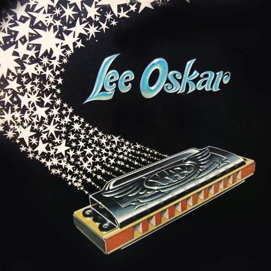 Lee Oskar - Self Titled - 1975